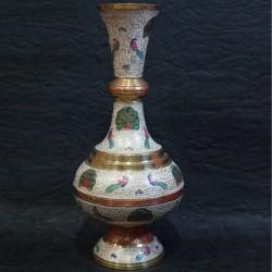 Hand crafted Brass Flower vase online