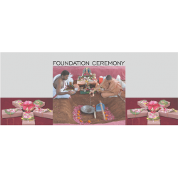 Foundation Cermony