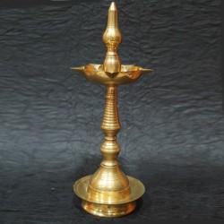 Brass diyas (lamps) online for festival season
