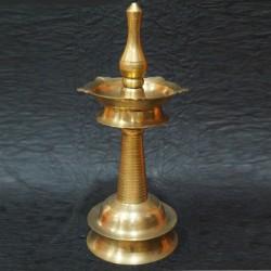 Beautiful brass deepas for peace and prosperity spiritual decor