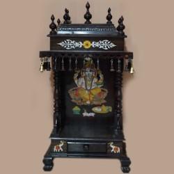 Designer puja mantap made of Rose wood