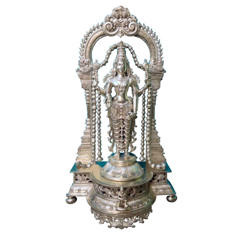 Balaji Bronze Statue