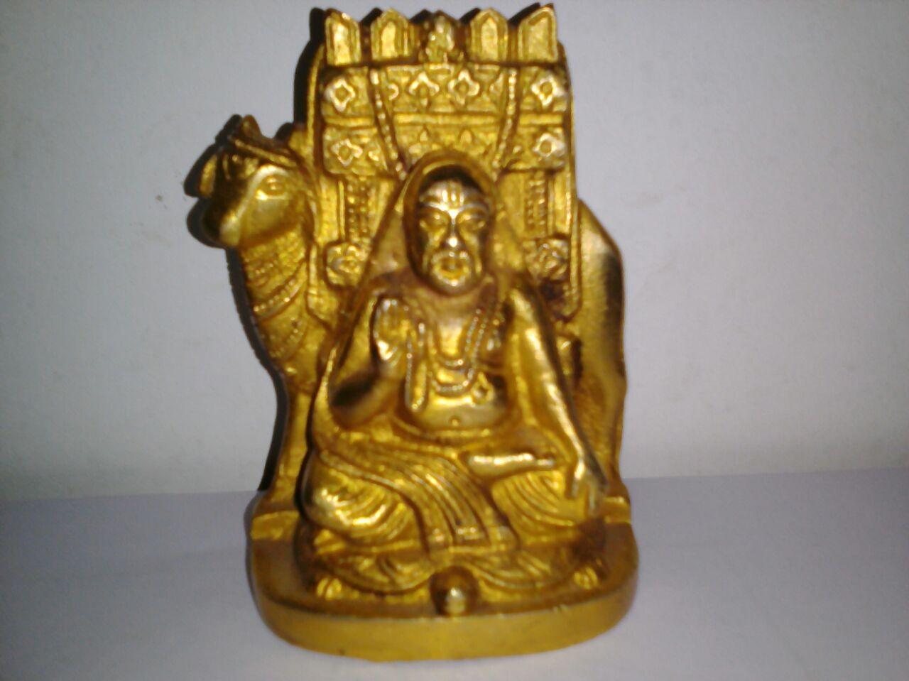 4 Inches Guru Raghavendra Swamy