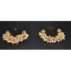 Hanging artificial Earrings-00
