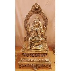 Rajarajeshwari_20.5Inch13.5kgs_Front