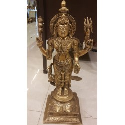 Lord Subramanya_18inch_7.5Kg_Front