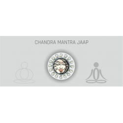 Chandra Mantra Jaap (Moon) - 44000 Chants
