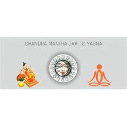 Chandra Mantra Jaap & Yagna (Moon) - 44000 Chants