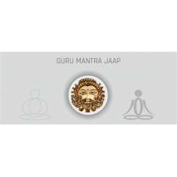 Guru Mantra Jaap (Jupiter) -19000 Chants