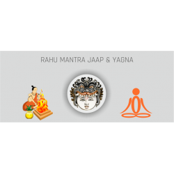 Rahu Mantra Jaap & Yagna - 72000 Chants