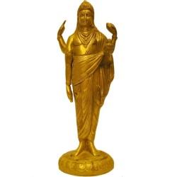 Dhanvantri Brass Statue