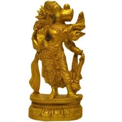 Bhu Varaaha Brass Idol