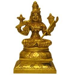 Rajarajeshwari on Peetha