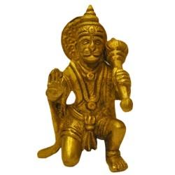 Sitting Hanuman Blessing